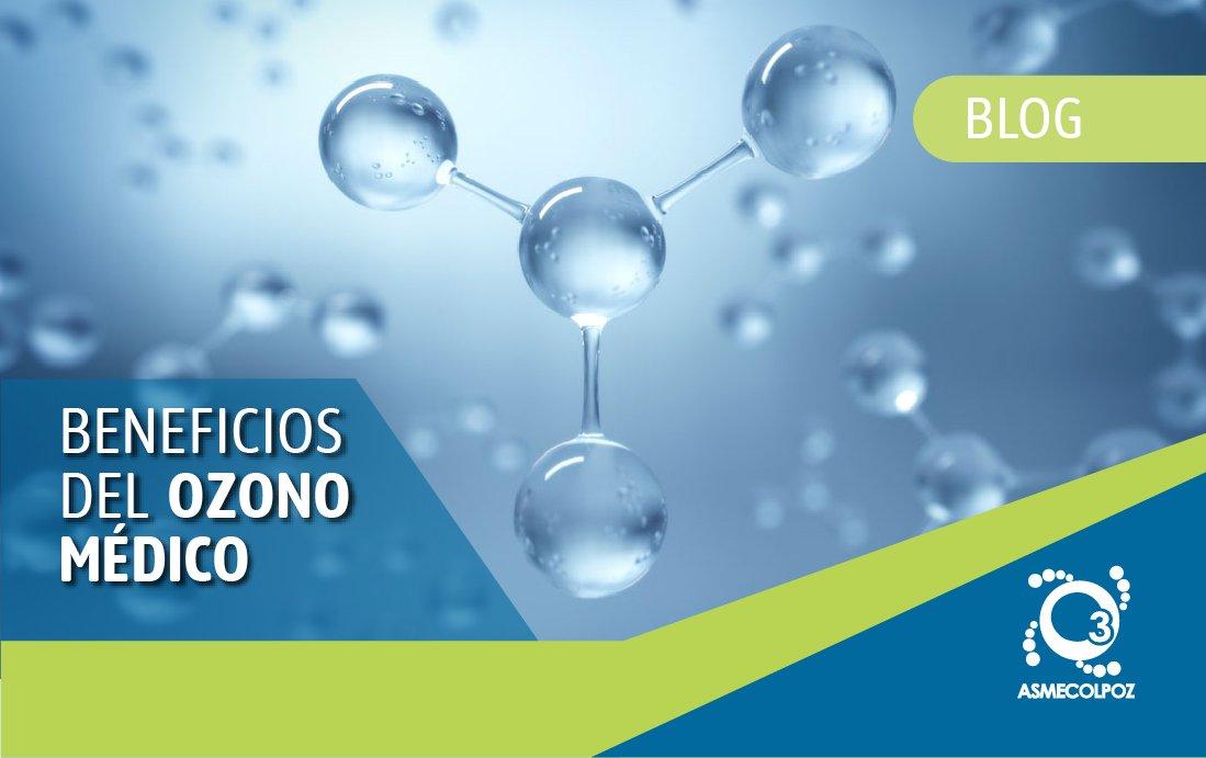 Beneficios del ozono médico